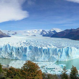 Argentina El Calafate Perito Moreno Los Glacieras