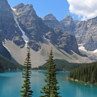Canada Banff National Park Alberta
