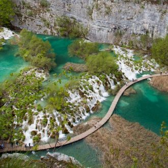 Croatia Plitvice Lake